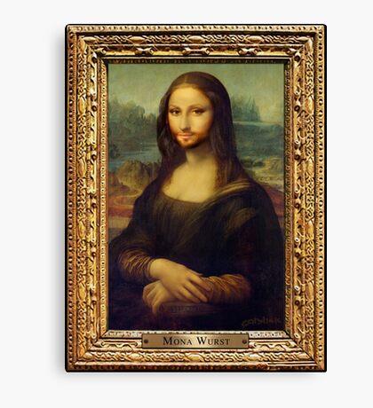 Mona Wurst Canvas Print