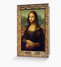 Mona Wurst Greeting Card