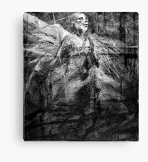 jacob the angel Canvas Print