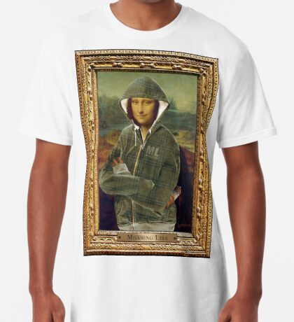 Moaning Lisa Long T-Shirt