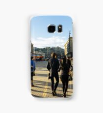 Out and about - Moscow Russia Samsung Galaxy Case/Skin