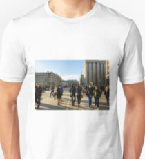 Out and about - Moscow Russia T-Shirt