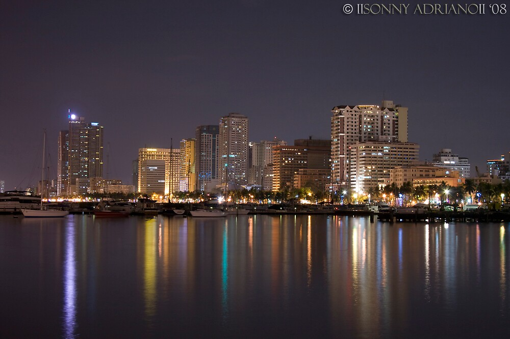 A Night in the City by iceman06