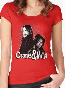 Crane & Mills Women's Fitted Scoop T-Shirt