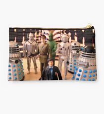 Second Doctor Figures Studio Pouch
