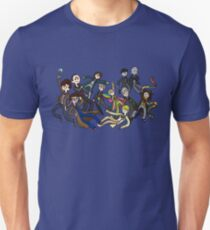 Adventure Time For Doctor Who Unisex T-Shirt