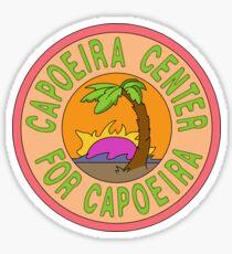 Capoeira Center For Capoeira - Bob's Burgers Sticker