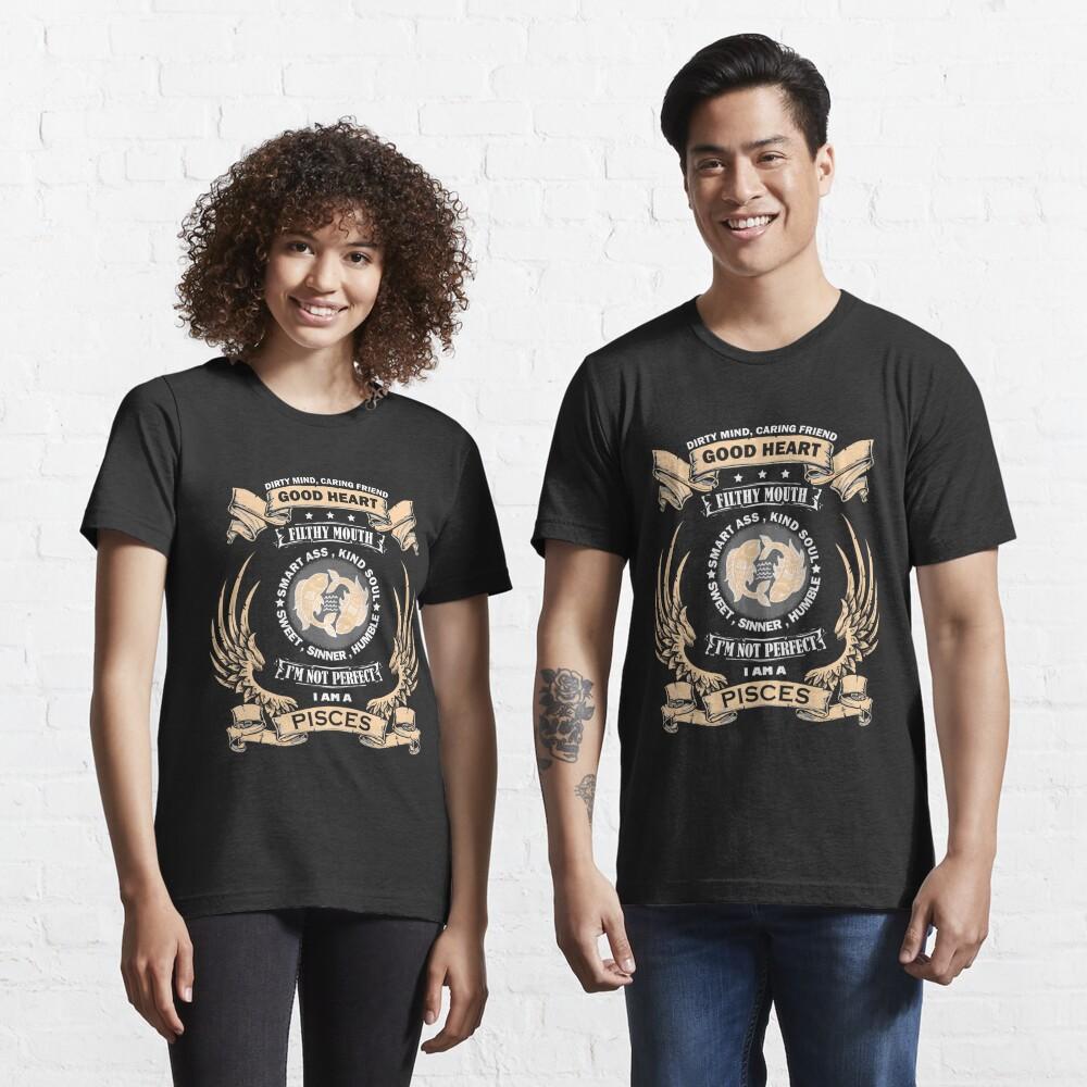 Zodiac Sign - Pisces Essential T-Shirt