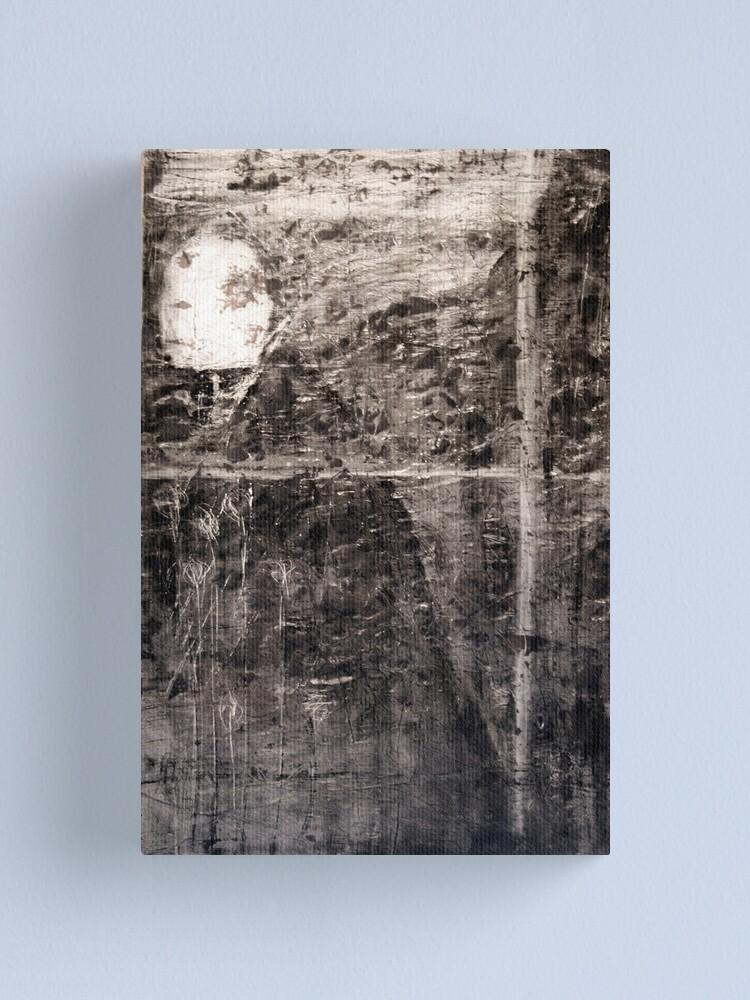 Alternate view of the carpathian Canvas Print