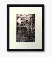 the carpathian Framed Print