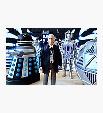 First Doctor Figures Photographic Print