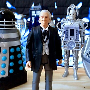 First Doctor Figures by matepaint
