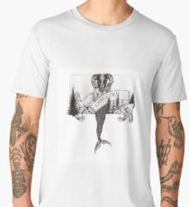 Capricorn Men's Premium T-Shirt