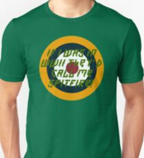 If I Was In WWII They'd Call Me Spitfire! T-Shirt