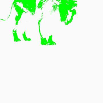 Lion Roar by Rhom