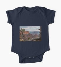 Cloudy sunrise at the Grand Canyon Kids Clothes