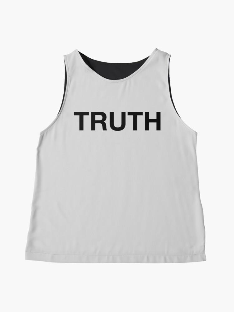 Alternate view of Truth Sleeveless Top