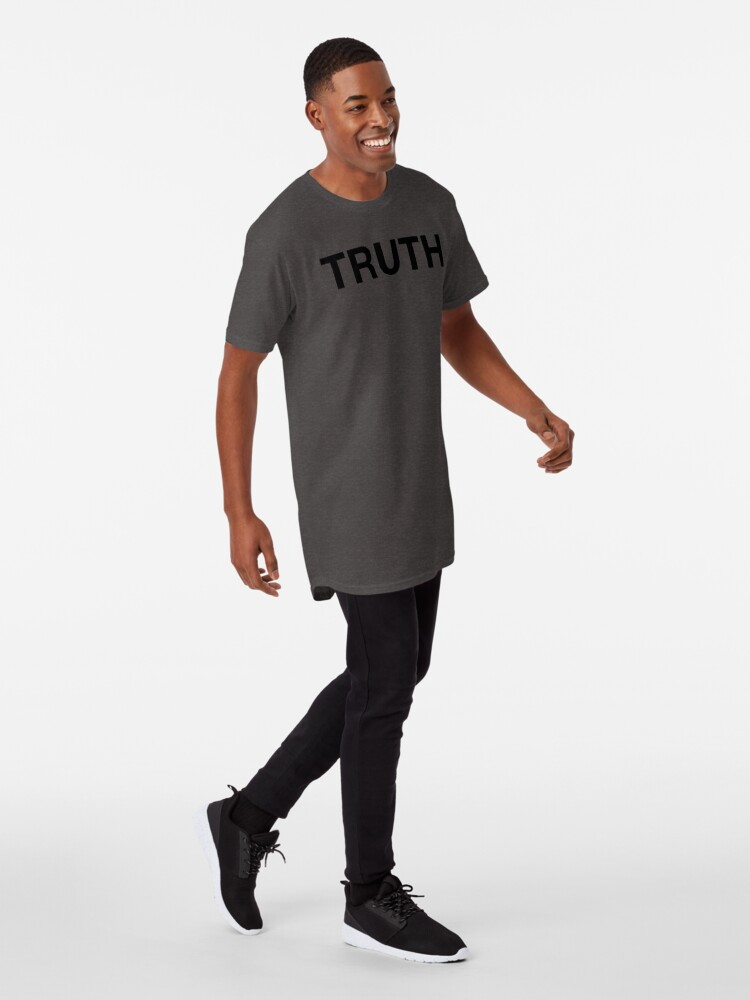 Alternate view of Truth Long T-Shirt