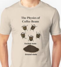 The Physics of Coffee Beans T-Shirt