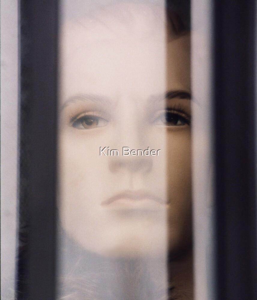 Behind Bars 1  by Kim Bender