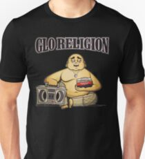 GLO religion glogangworldwide  T-Shirt