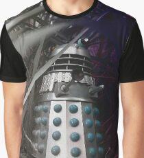 Dalek Jungle Figure Graphic T-Shirt