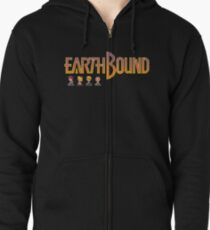 Earthbound Zipped Hoodie