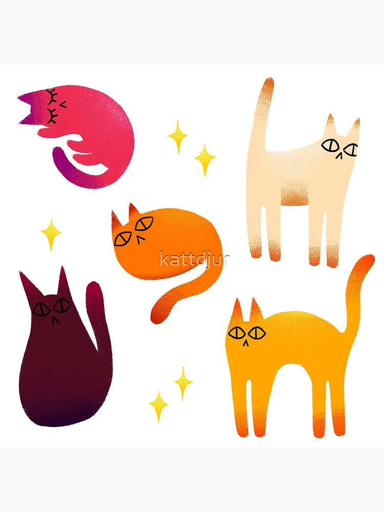 grumpy cats 1 by kattdjur