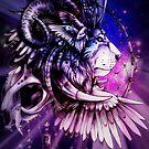 Spirit lions by alsadad