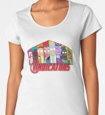 Vindicators Women's Premium T-Shirt