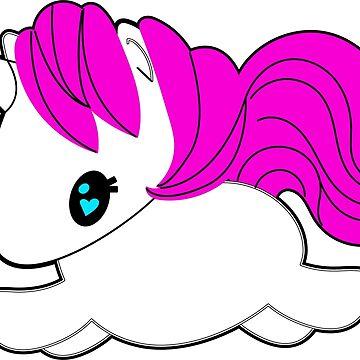 here comes the unicorn! by sajeduzzaman