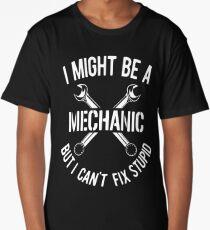 Mechanic Long T-Shirt