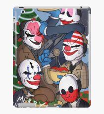 Merry Heistmas! iPad Case/Skin