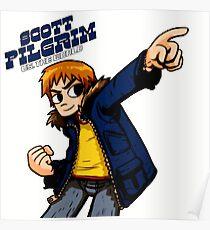 Scott Pilgrim vs The Whorl Poster