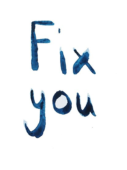 Fix You - Coldplay by emmadk