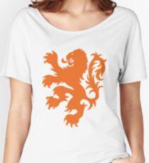Koningsdag Leeuw 2018 - King's Day Netherlands Celebration Nederland Women's Relaxed Fit T-Shirt