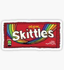 Skittles Illustration Sticker