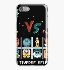Multiverse select iPhone Case/Skin