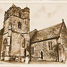 The Old Church by Clive