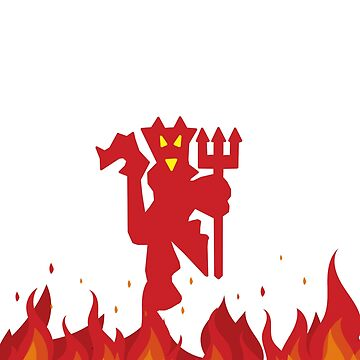 Red Devil of ManUtd by sochaux