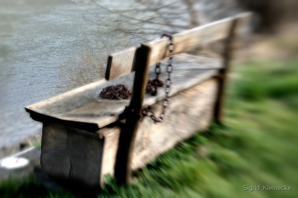Escape by Sigrid  Kleinecke
