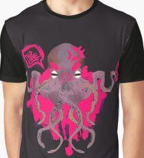 OctoPunk Graphic T-Shirt