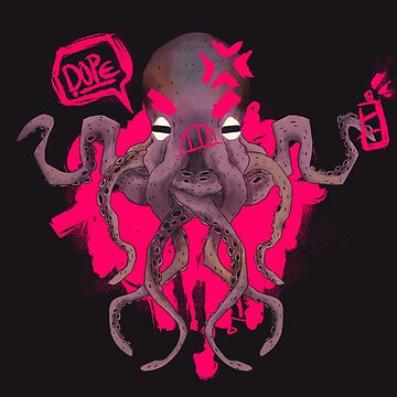 OctoPunk by exeivier