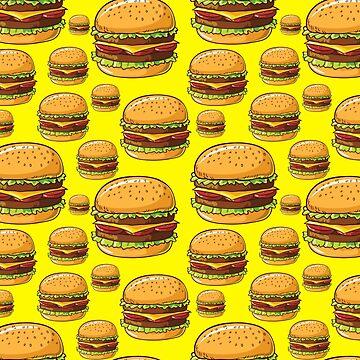 Burgers by ashleyrbrinkman