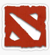 Dota logo Sticker