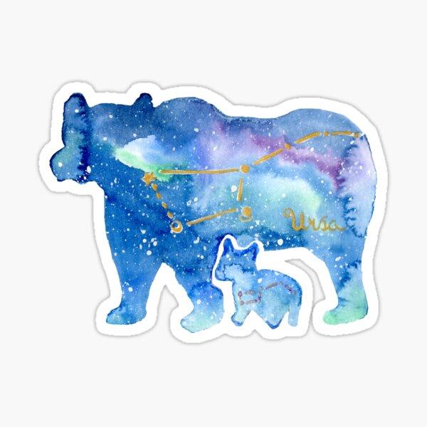 Ursa 2 Sticker