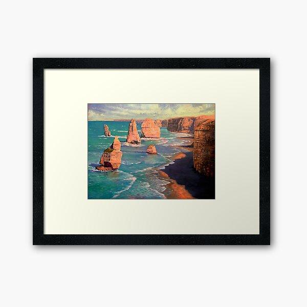 The 12 Apostles, Australia Framed Art Print