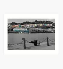 Bristol Colour Art Print