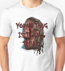 Young Thug Is The New Tupac T-Shirt