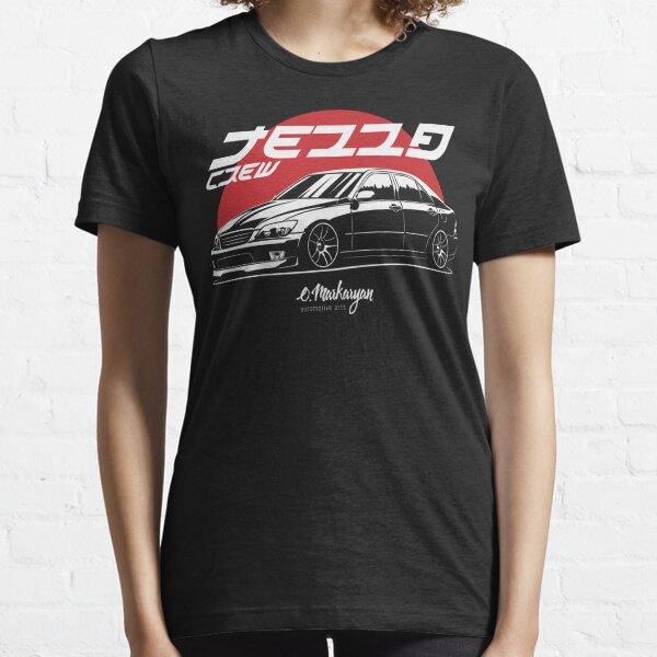 Tezza crew. Altezza / IS Essential T-Shirt